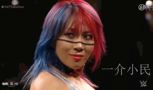 4月4日WWE NXT TakeOver Orlando明日华回归【附视频】
