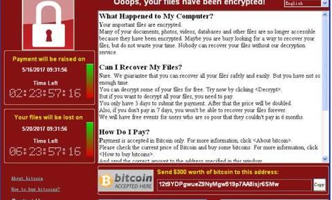 WannaCry比特币病毒的解决方法