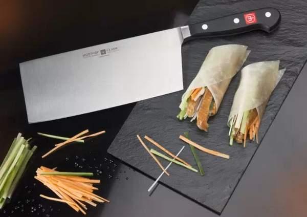 大厨都用那个牌子的菜刀?