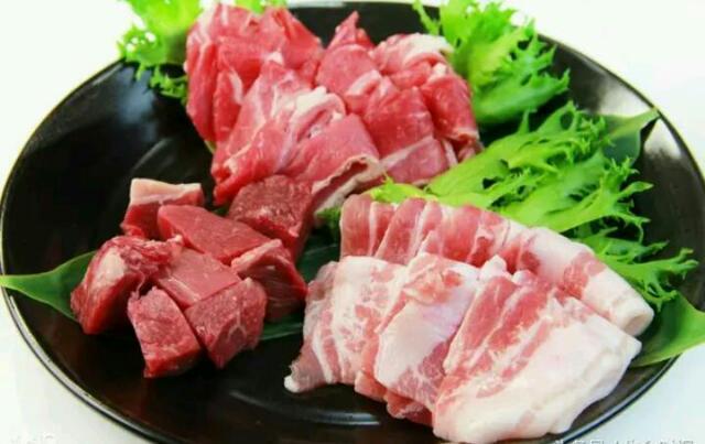 菜市场卖肉大叔教你如何选购新鲜猪肉
