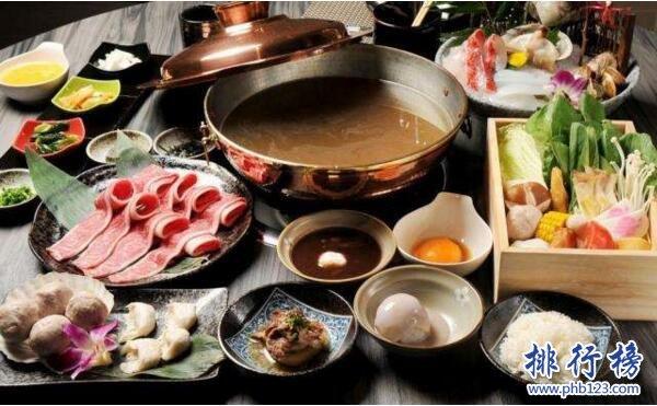 日本十大美食,不吃就白跑岛国了