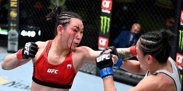 张伟丽与罗斯将不会在UFC直接展开二番战